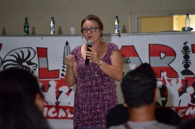 Mme Martine Cornaille, Présidente d'EPLP